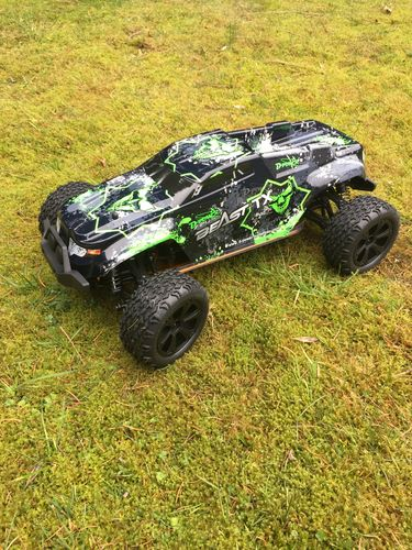 BEAST TX Truggy RTR 2.4GHz - Brushless