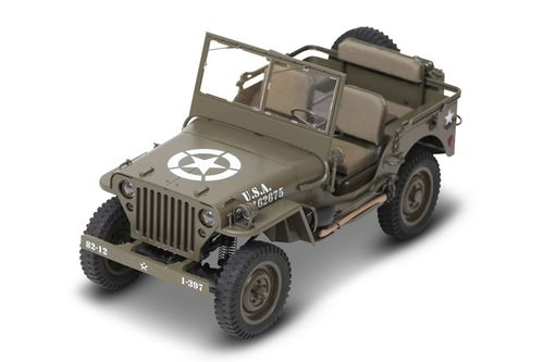 Rochobby 1941 MB Scaler 1:6 4WD RTR